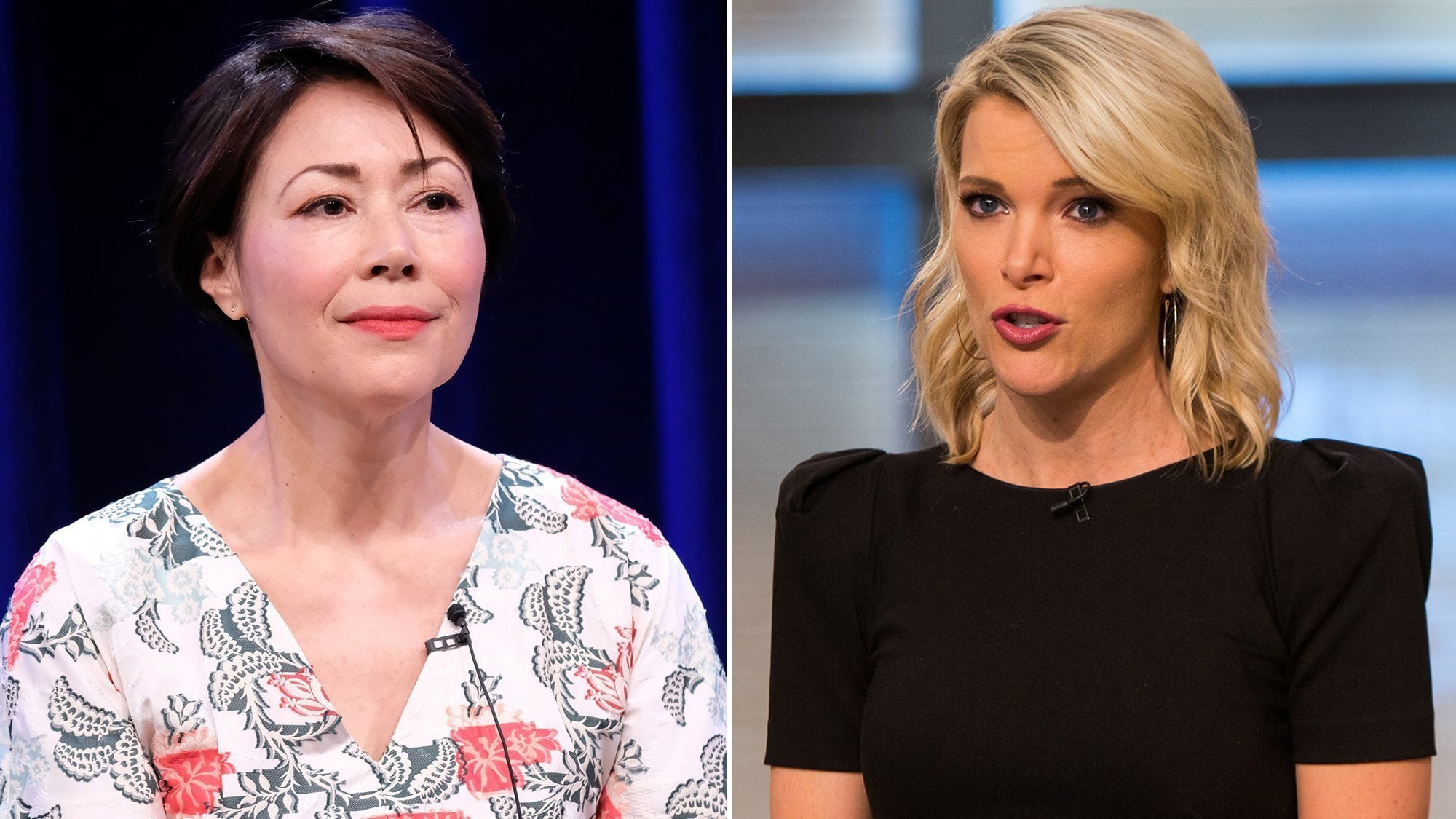 Ann Curry is all,