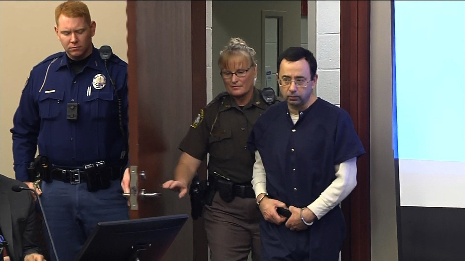 The NCAA has opened an investigation into Michigan State University's handling of sexual abuse allegations against sports doctor Larry Nassar.