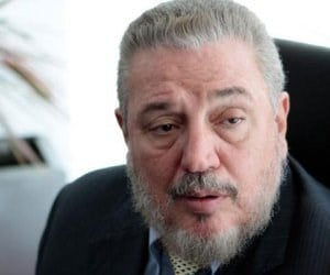 Fidel Castro's eldest son took his own life Cuban state media reported.