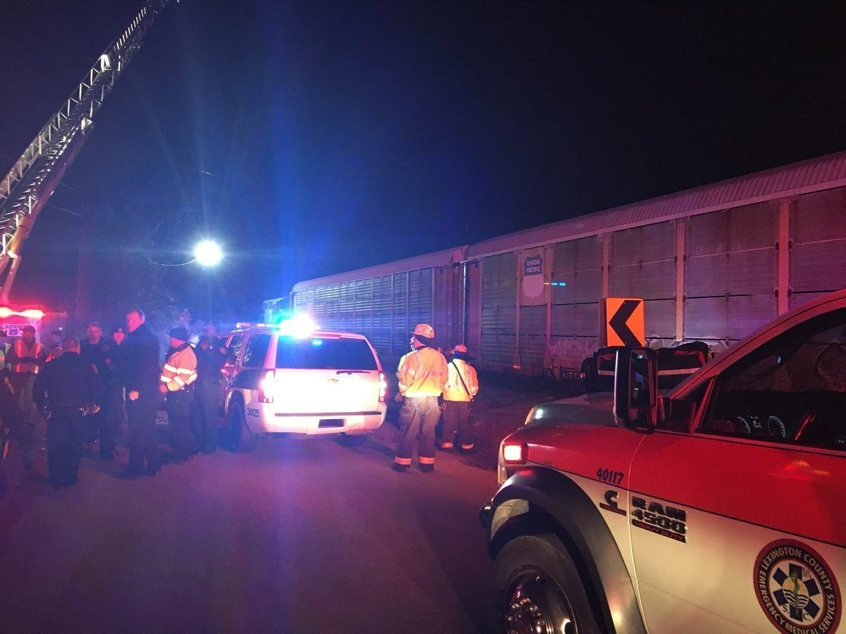 Deadly Amtrak Accident In South Carolina