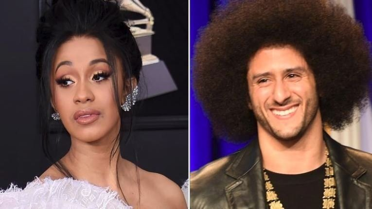 Cardi B won't perform at a Super Bowl until Colin Kaepernick gets hired