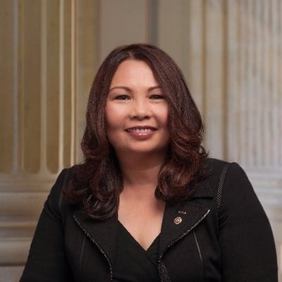 Sen. Tammy Duckworth: 'Cadet Bone Spurs' Received't Inform Me When To Clap