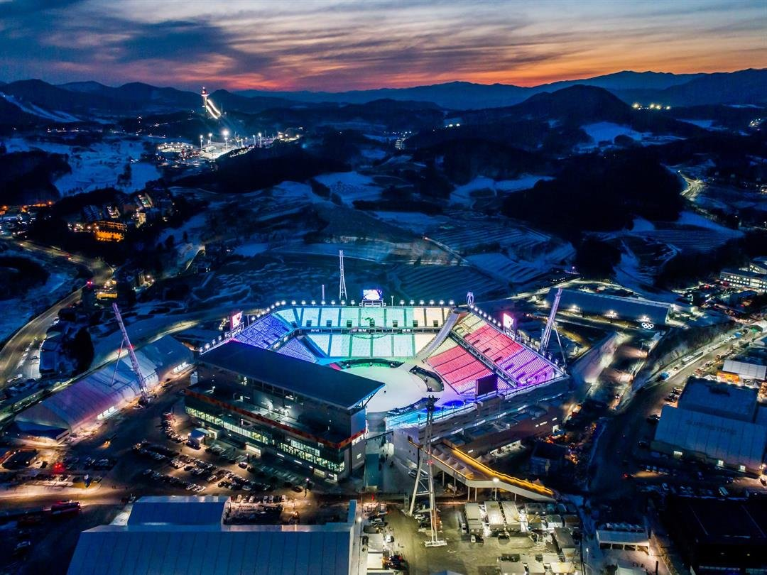 The 2018 Olympic Games in Pyeongchang begins on February 9.