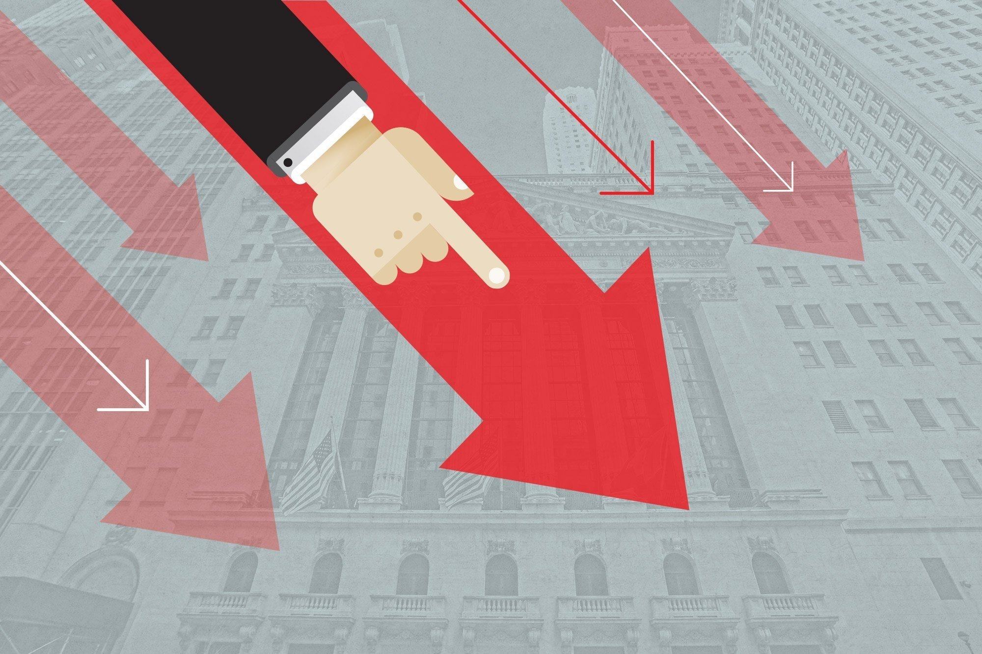 The Dow Jones Industrial Average has yo-yoed from a historic loss on Monday to a 500-plus point gain on Tuesday.