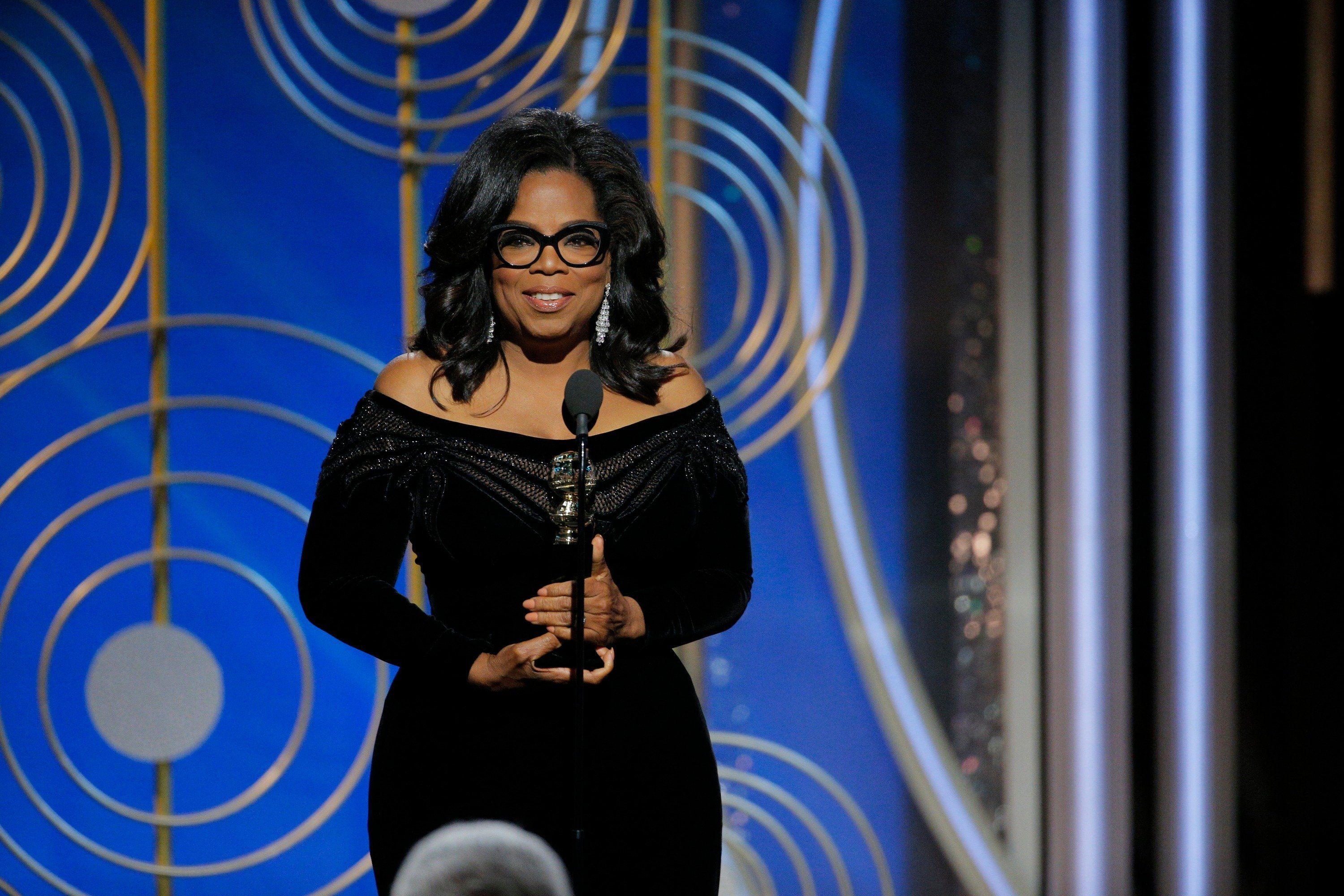 Oprah confirms she will not run for president