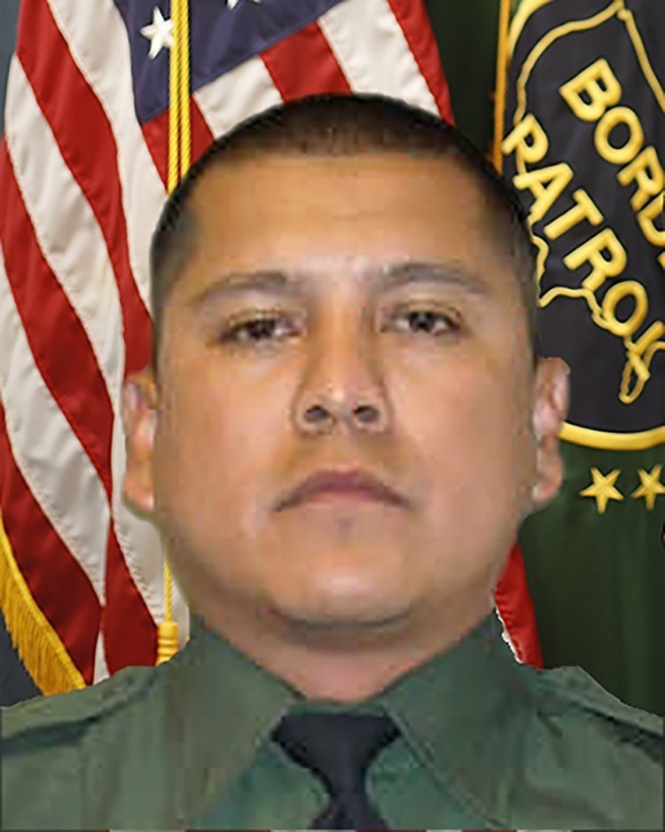 """US Customs and Border Patrol agent Rogelio Martinez died at a hospital on November 19, 2017, a day after he was found injured in a culvert in southwest Texas in what the FBI has described as a """"tragic incident."""""""