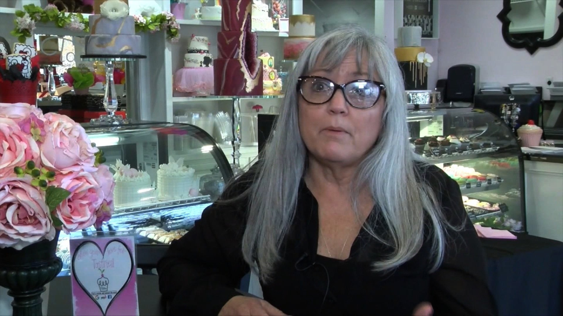 **Embargo: Bakersfield, CA**  Tastries Bakery owner Cathy Miller told Eileen and Mireya Rodriguez-Del Rio in August that she couldn't create a cake for their wedding because same-sex marriage clashed with her Christian faith.