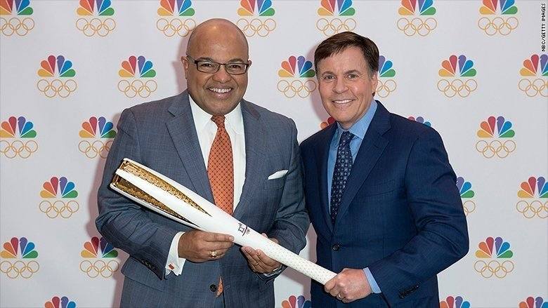 Mike Tirico replaces Bob Costas as host of NBC's Olympics coverage when the games begin this weekend.
