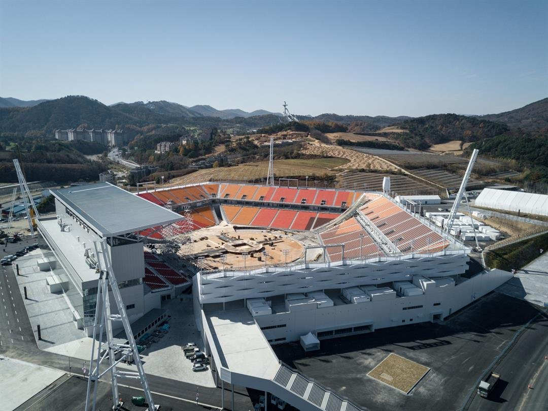 The Olympic Stadium will host the opening and closing ceremonies.