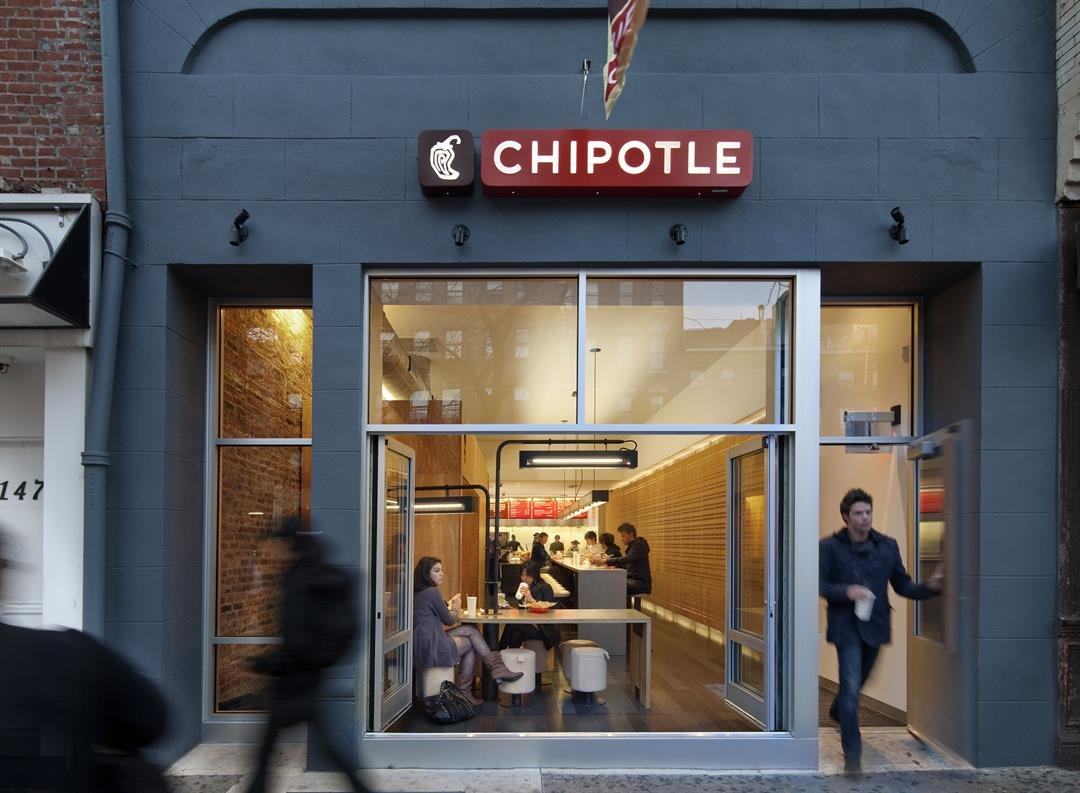 Chipotle Mexican Grill (NYSE:CMG) Given Equal Weight Rating at Barclays