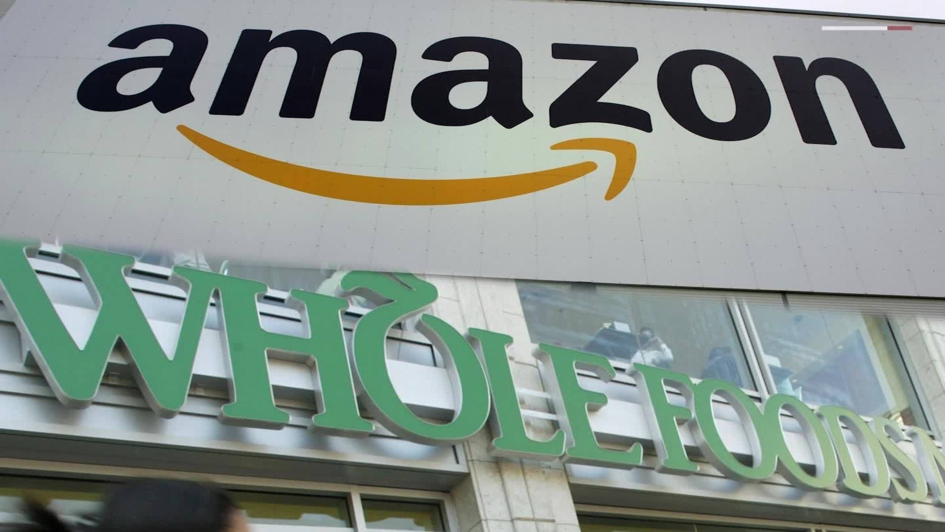 Amazon Testing Delivery of Whole Foods Groceries