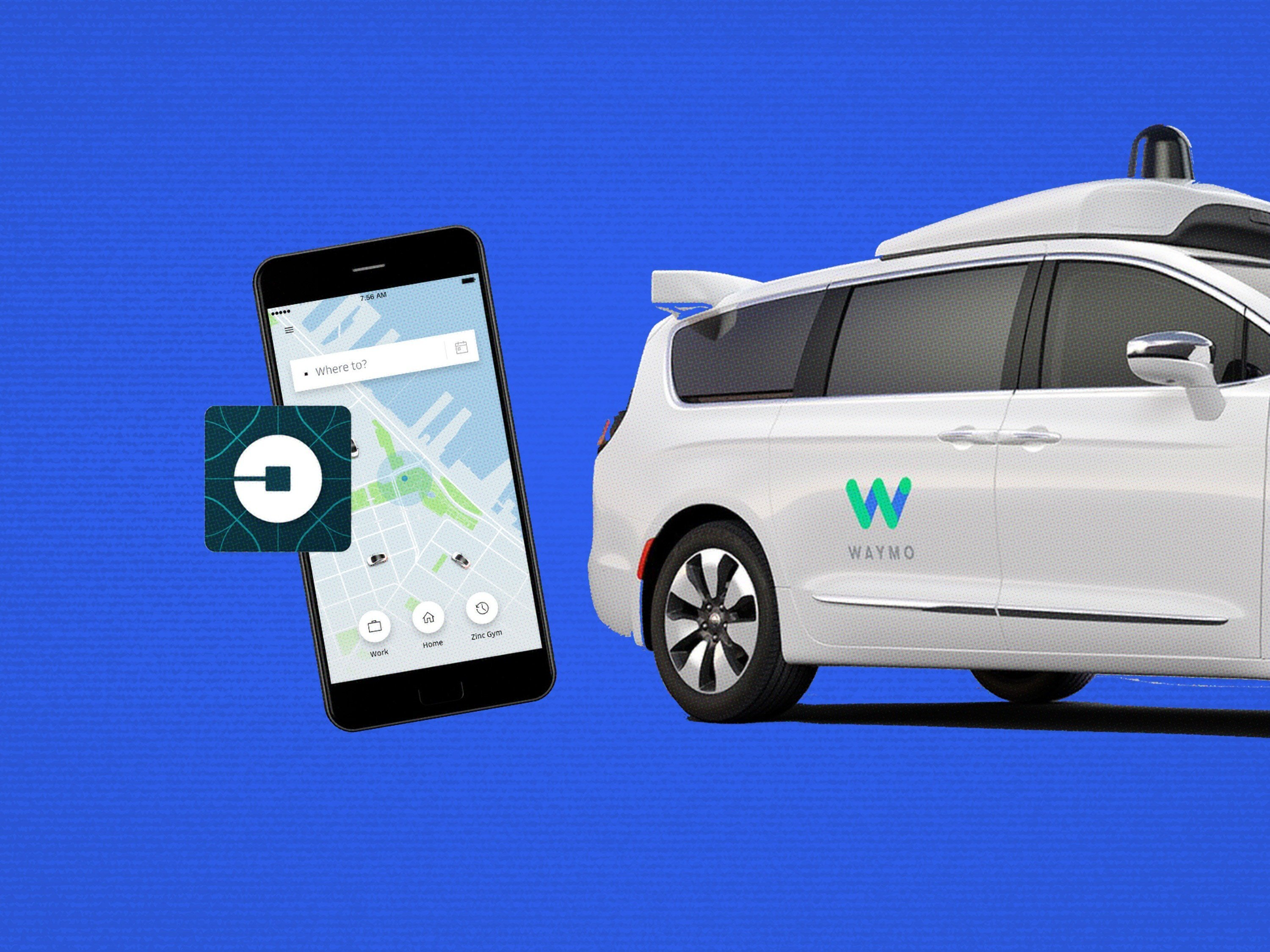 Waymo, which was Google's self-driving car program, had alleged its former engineer Anthony Levandowski downloaded autonomous vehicle trade secrets and took them to Uber.