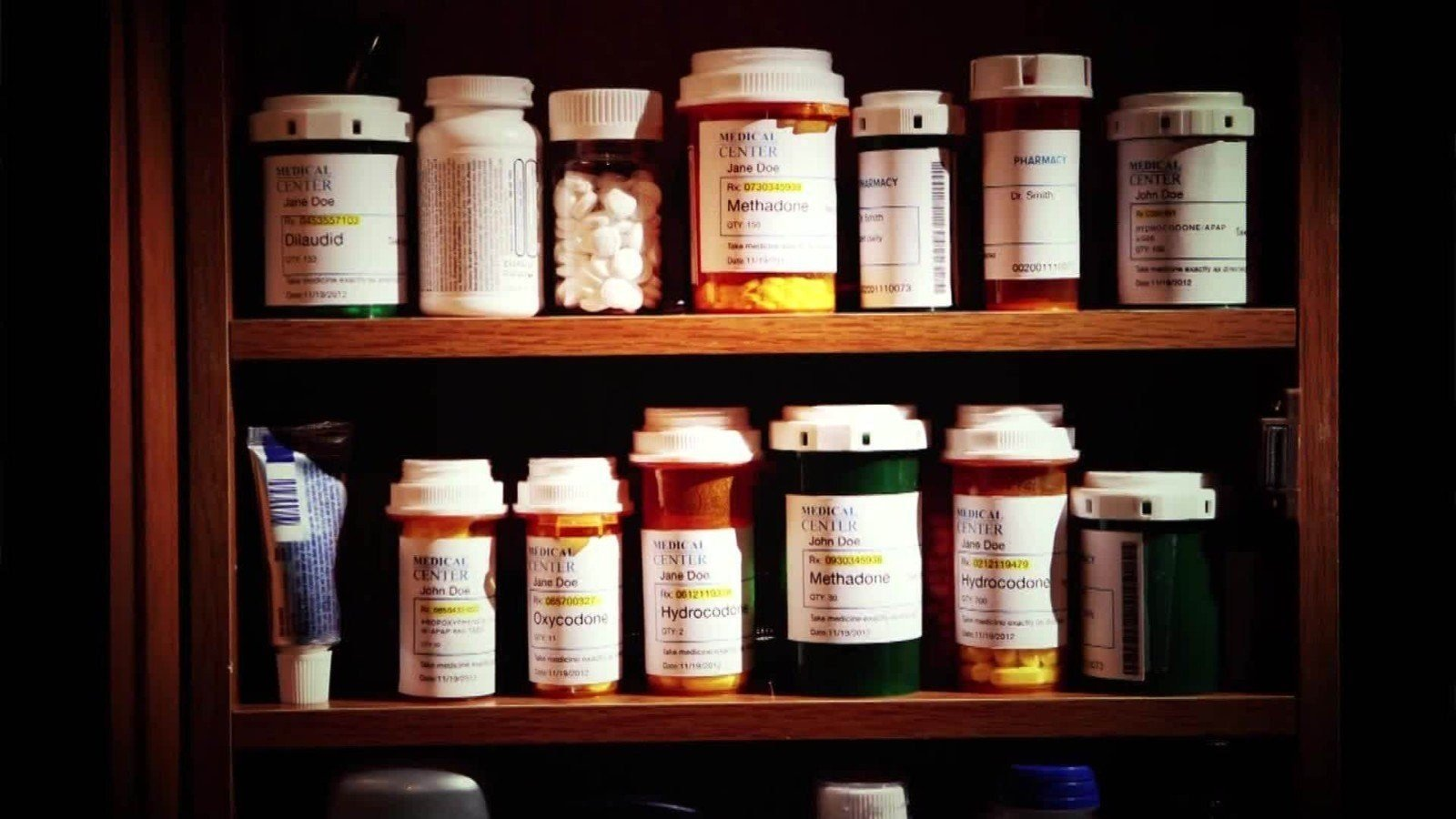 Since 1999, the number of American overdose deaths involving opioids has quadrupled. (File Photo)