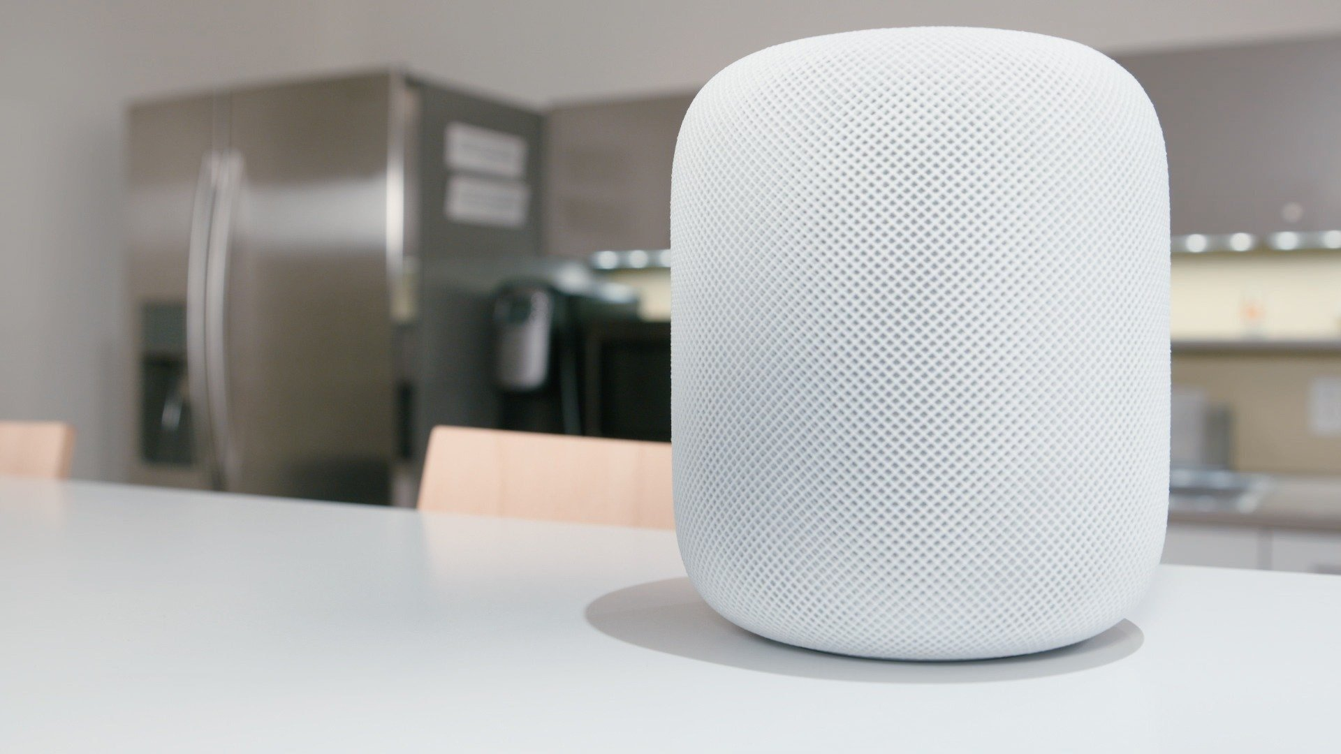 """Two weeks ago, Apple invited me to a """"listening party"""" for its new HomePod speaker in downtown Manhattan."""