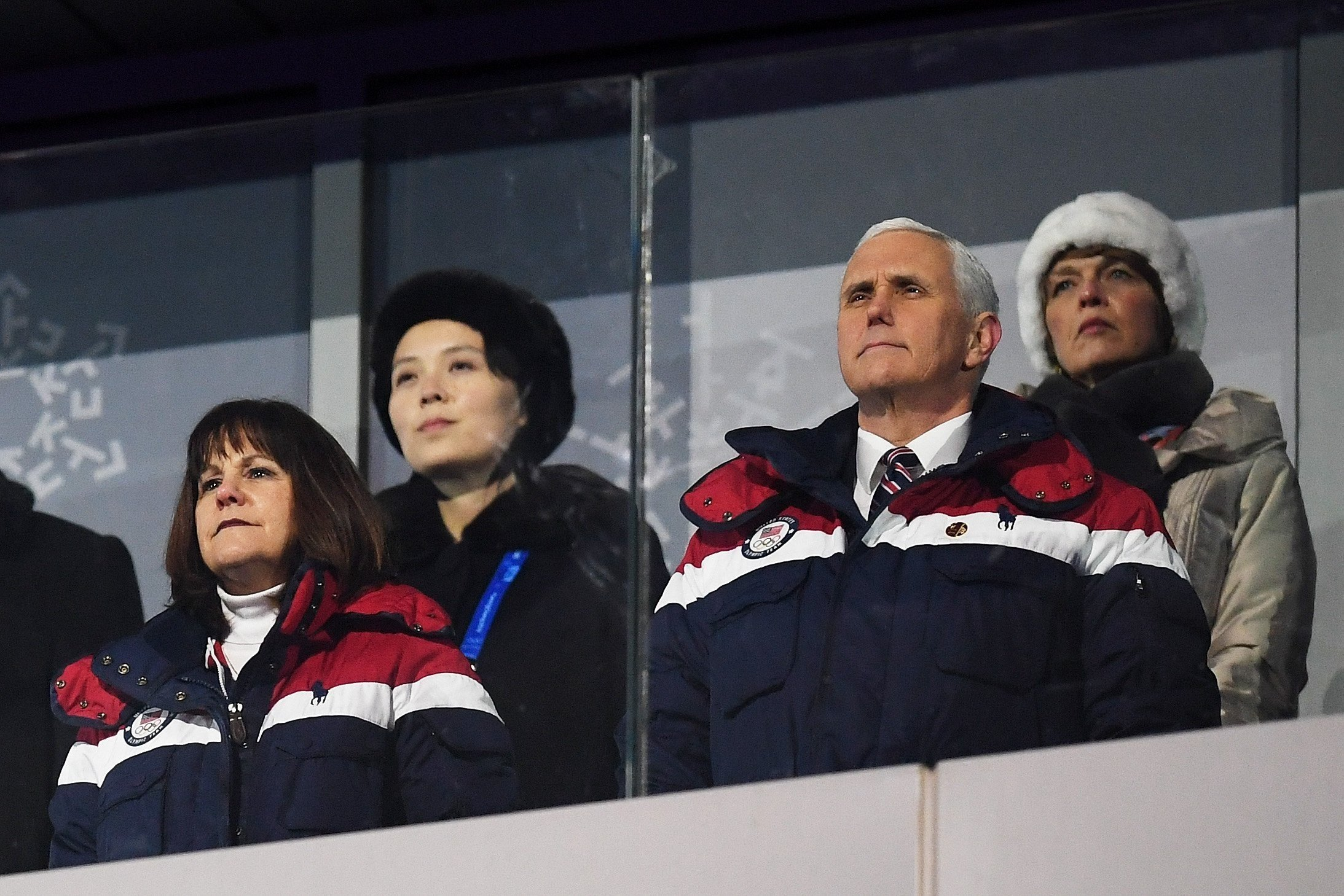 Pence will use Olympics to push tougher stance on North Korea