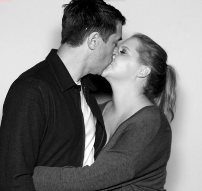 Over the weekend, the comedian made it clear that she is dating chef Chris Fischer. Schumer posted a picture of the two of them kissing at a 60th birthday party for Ellen DeGeneres.