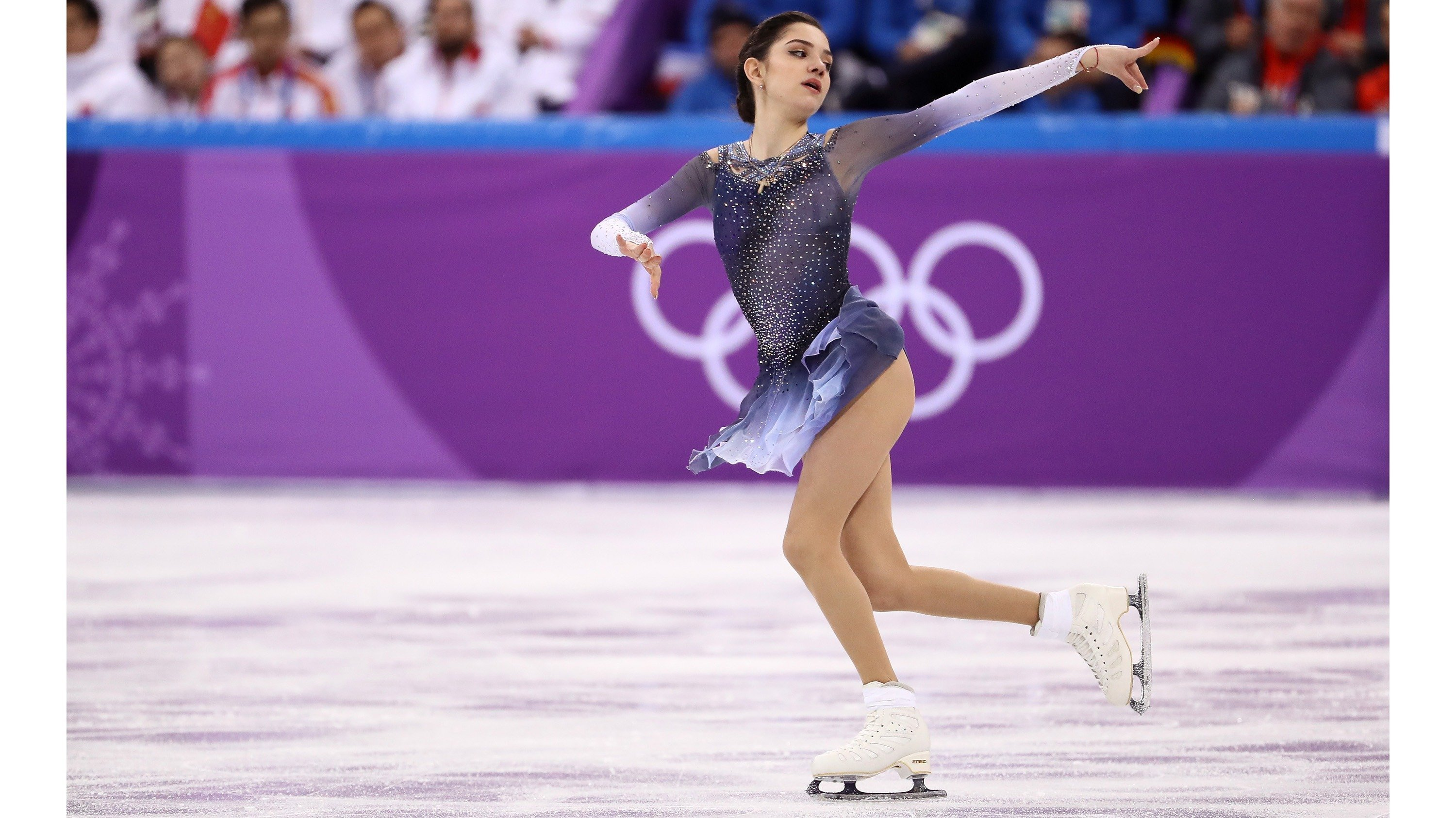 Canada maintains lead in team figure skating