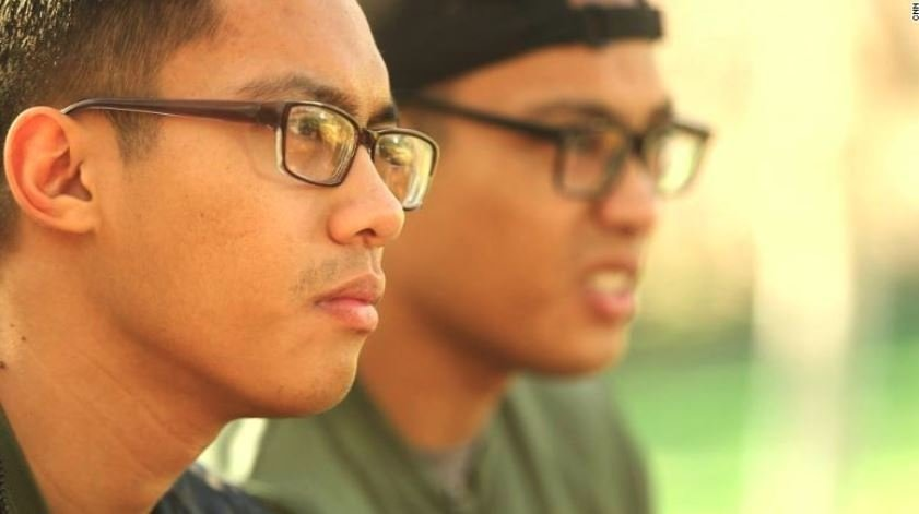 """Identical twins John and James want nothing more than to serve in the military, but as """"Dreamers"""" brought to the United States from the Philippines at age 10, whether they are deported or deployed falls on Congress."""