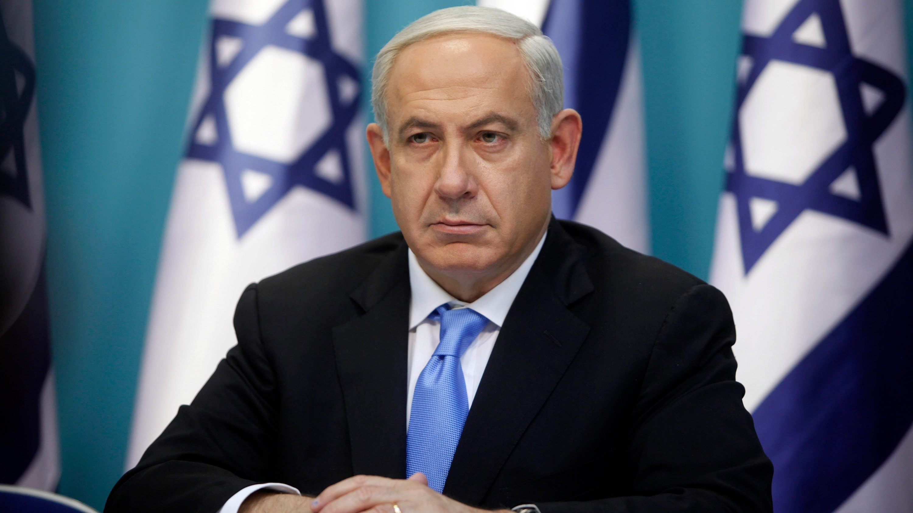 """Israeli police said Tuesday there is """"sufficient evidence"""" to indict Prime Minister Benjamin Netanyahu on criminal charges in two corruption cases."""