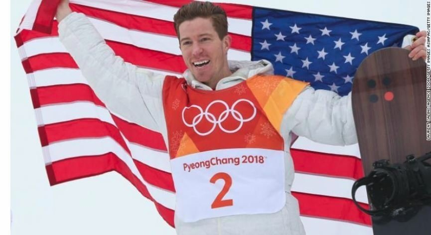 He needed the performance of his life, but Shaun White cemented his iconic status in the sport of snowboarding with a third Olympic halfpipe gold medal and a 100th overall at a Winter Games for Team USA.