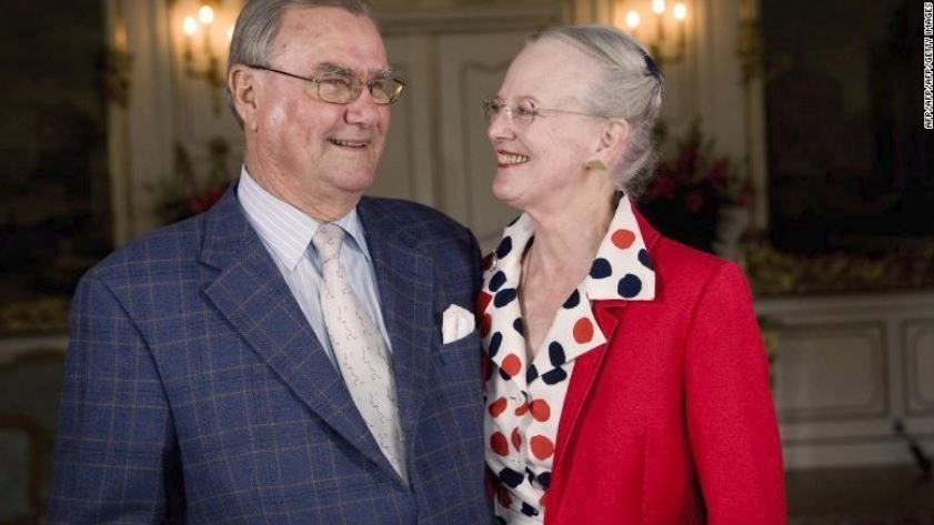 Prince Henrik of Denmark died Tuesday with his wife, Queen Margrethe, at his side. But he will not be buried in the plot next to hers, breaking a centuries-old royal tradition. Prince Henrik and Queen Margrethe pictured celebrating their 40th wedding...