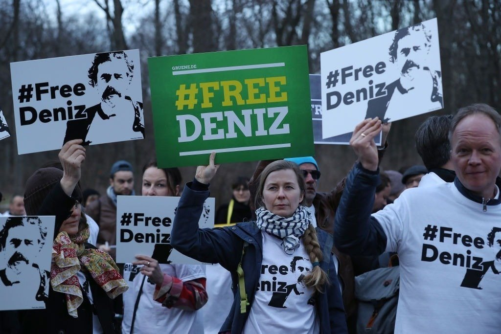 In Turkey, 6 journalists sentenced to life in prison