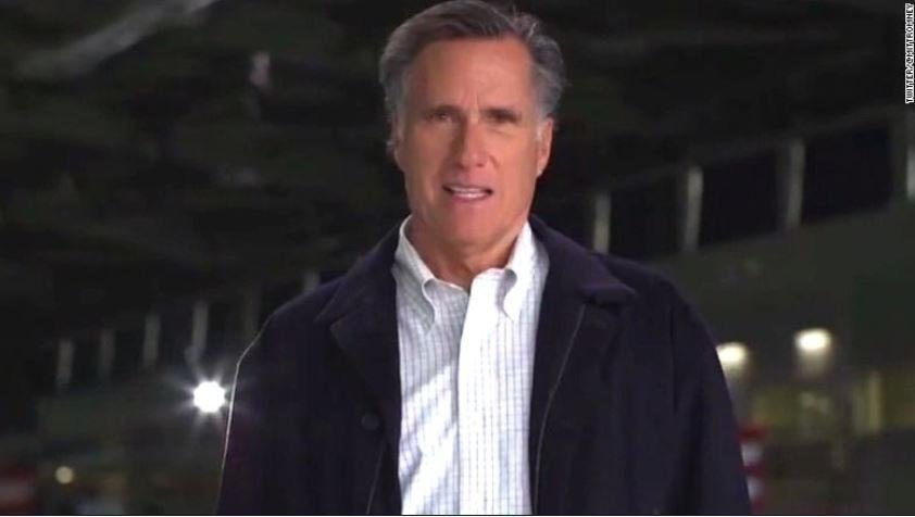 Mitt Romney said in a video announcement Friday that he will run for the US Senate from Utah setting out on a glide path to Washington where he will likely play a central role driving the direction of the fractious Republican Party