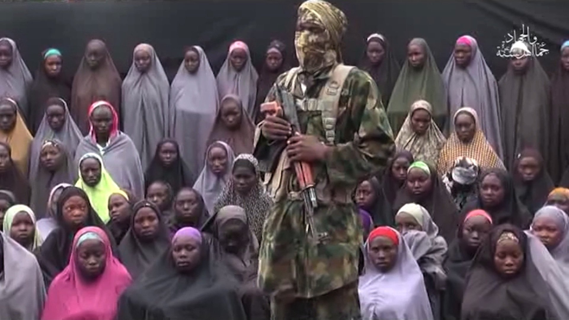 More than 90 Nigerian schoolgirls missing after Boko Haram attack