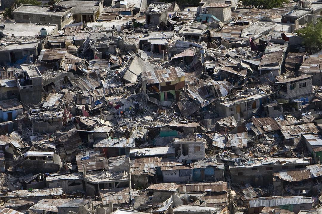 Haiti suspends Oxfam pending investigation into sexual abuse