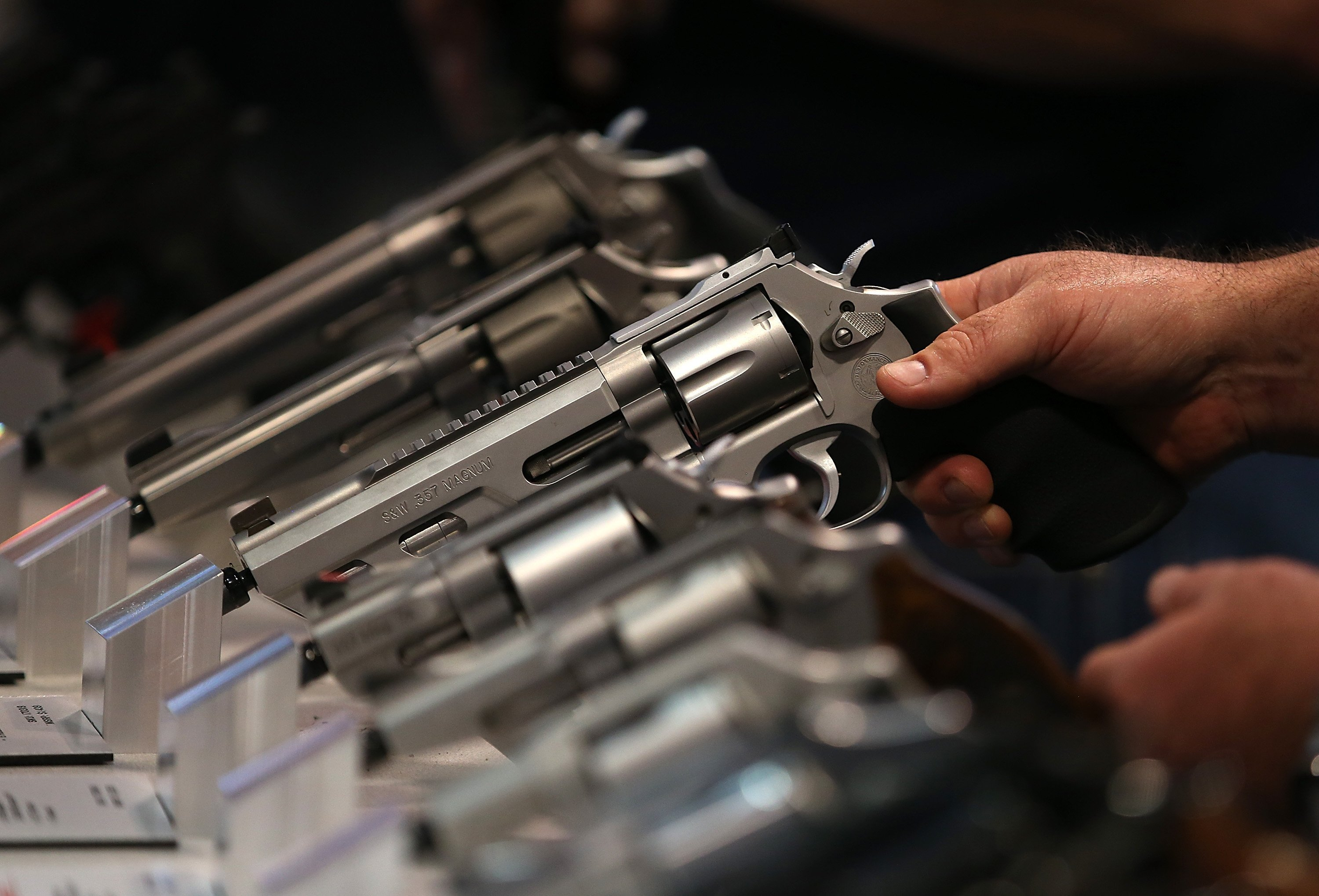 Trump proposes ban on rapid-fire gun devices