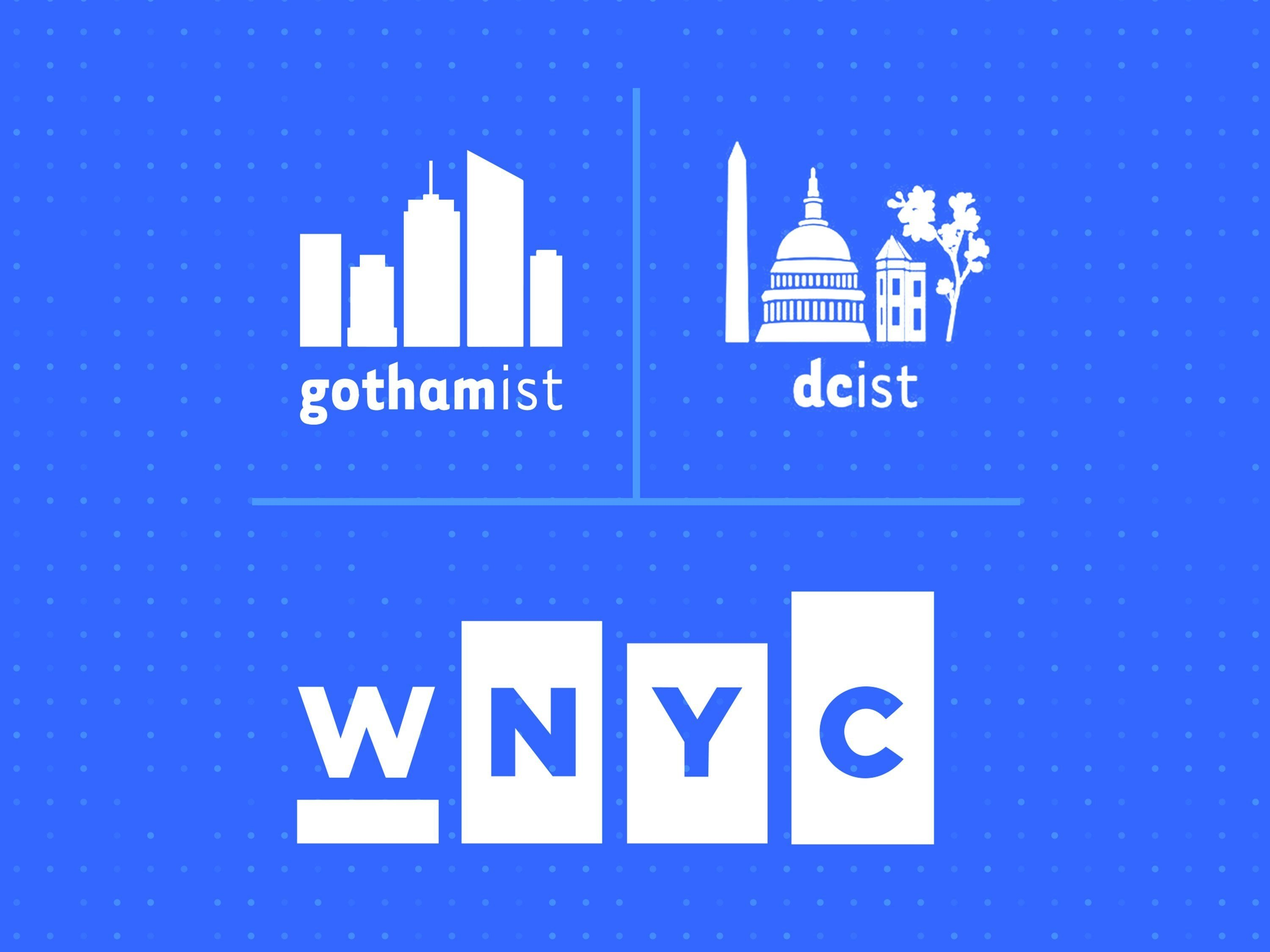 DCist, Gothamist revived by public radio