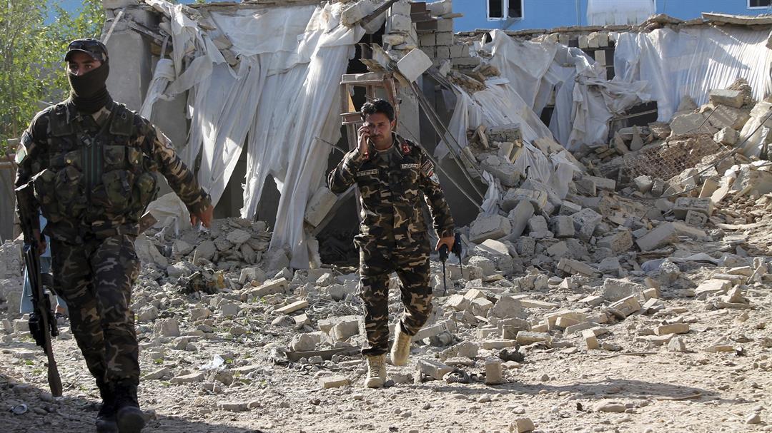 Afghanistan: 40 killed in multiple attacks