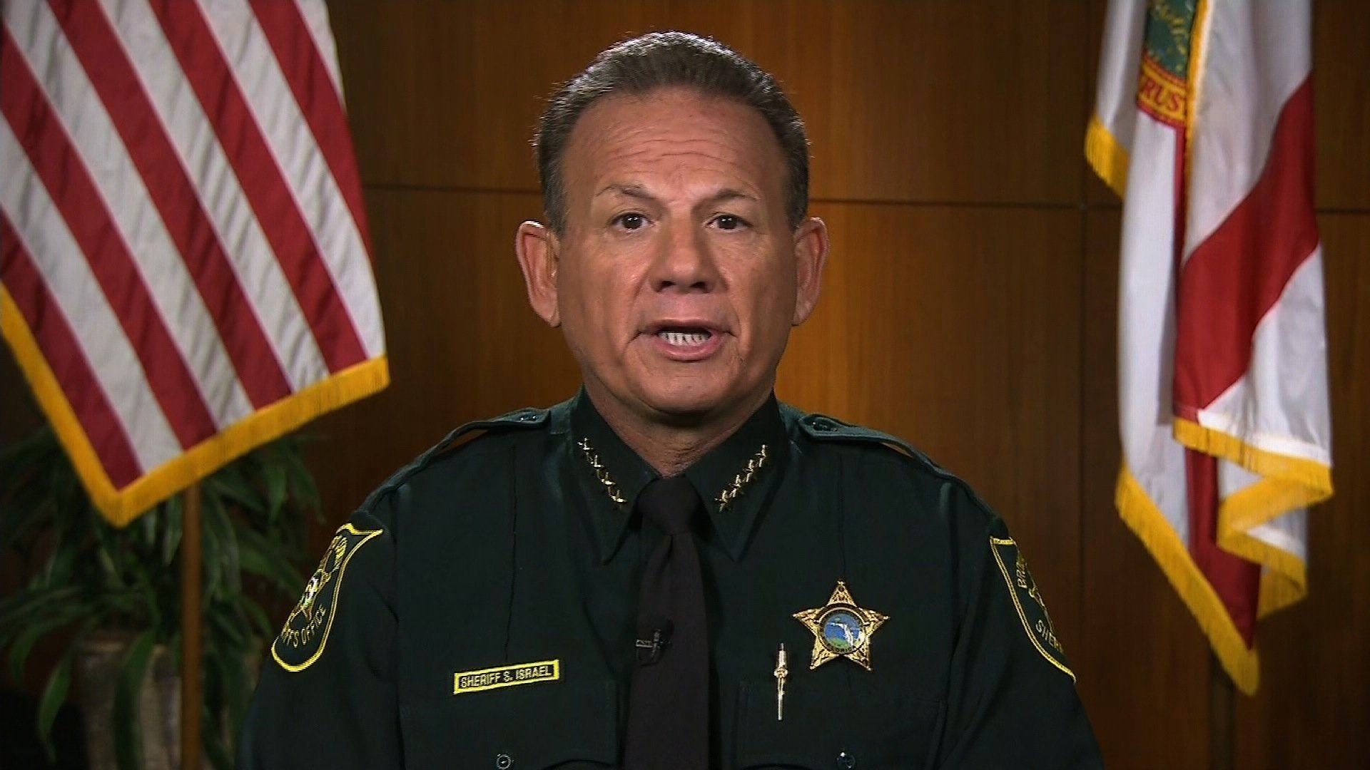 Officers 'stunned and upset' over Broward deputies