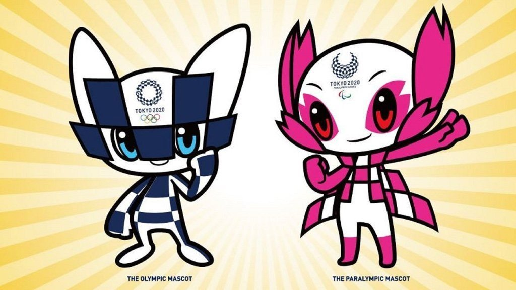 Futuristic pointy-eared mascots chosen for Tokyo 2020