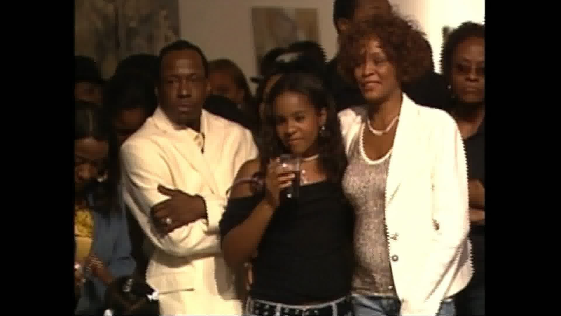 Bobby Brown insists that drugs didn't kill Whitney - a broken heart did