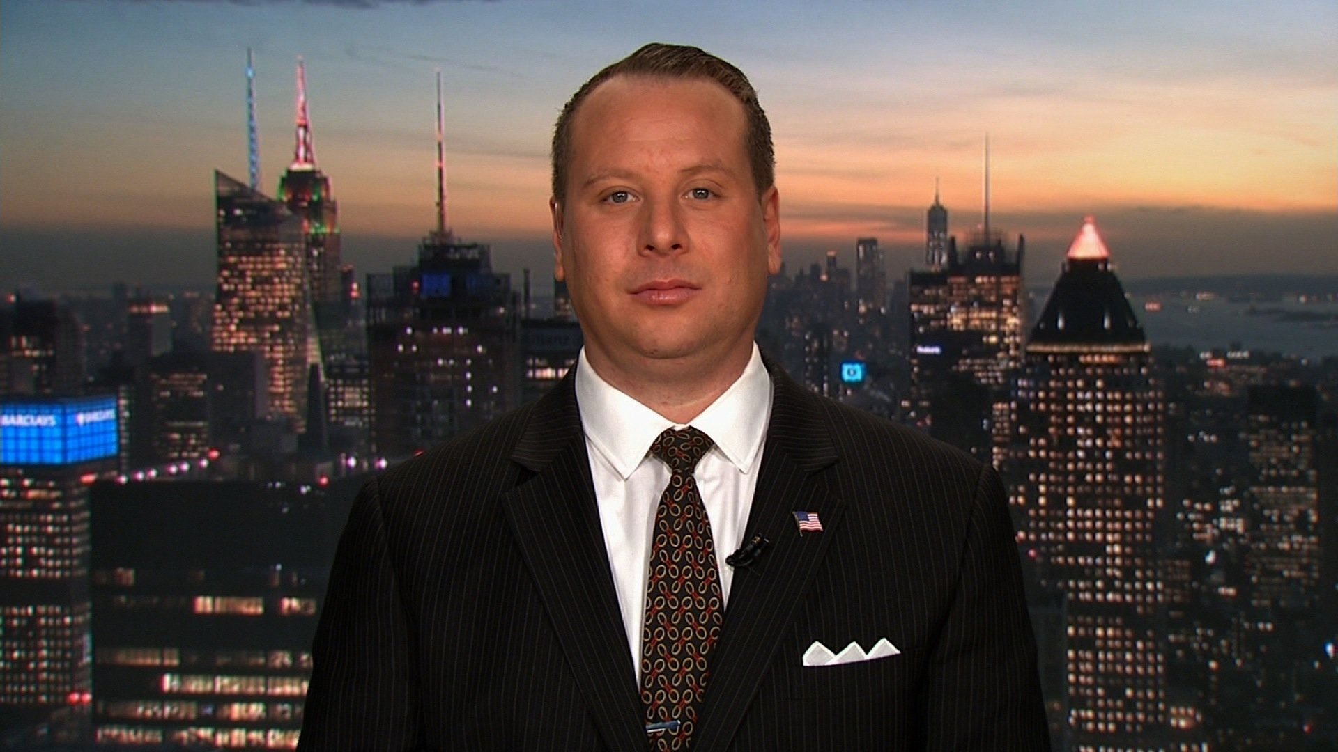 Former Trump aide Sam Nunberg had an epic on-air meltdown