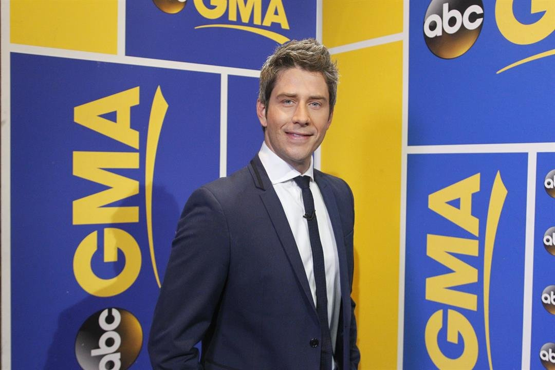 """Arie Luyendyk Jr. on ABC's  """"The Bachelor.""""picked Becca Kufrin to be his bride."""