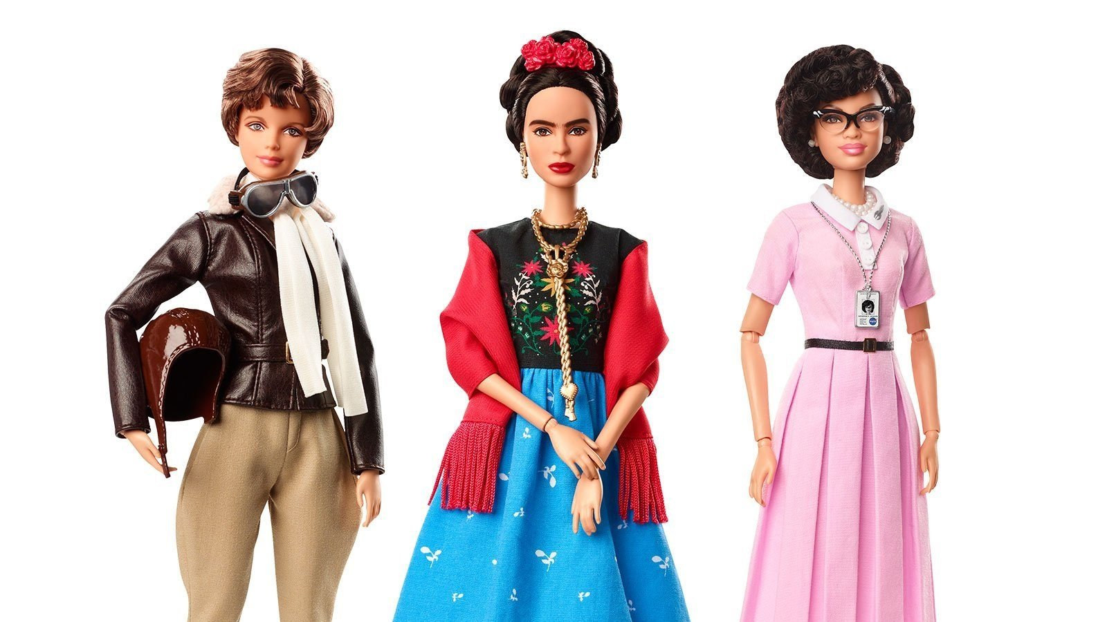 Barbie releasing 17 new dolls for International Women's Day