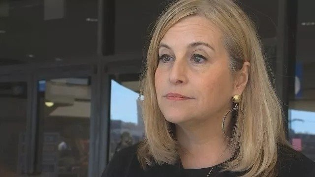 **Embargo: Nashville, Tenn.**  Nashville Mayor Megan Barry announced her resignation at a news conference on March 6, 2018 after she admitted to felony theft. (File Photo)