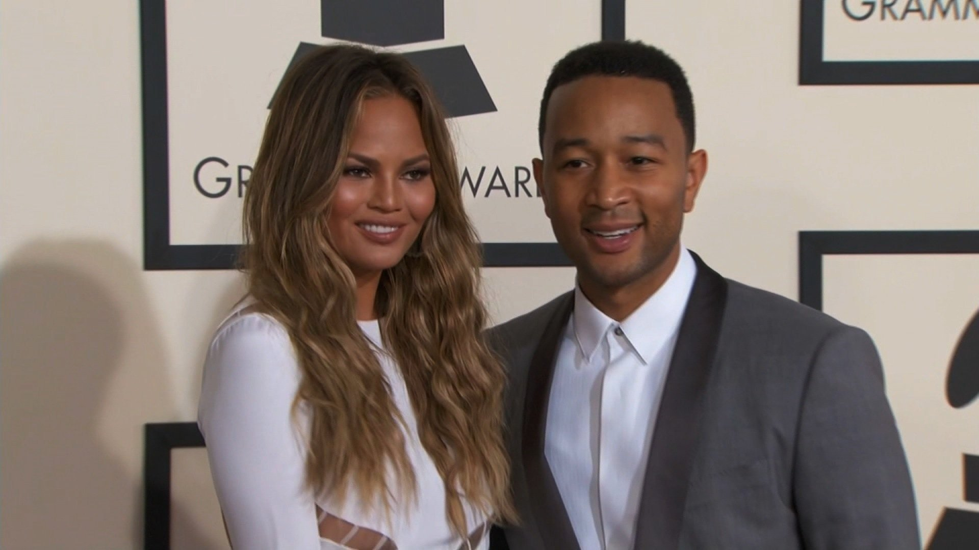 Chrissy Teigen and John Legend are mourning the loss of a four-legged member of their family -- their beloved dog, Puddy.
