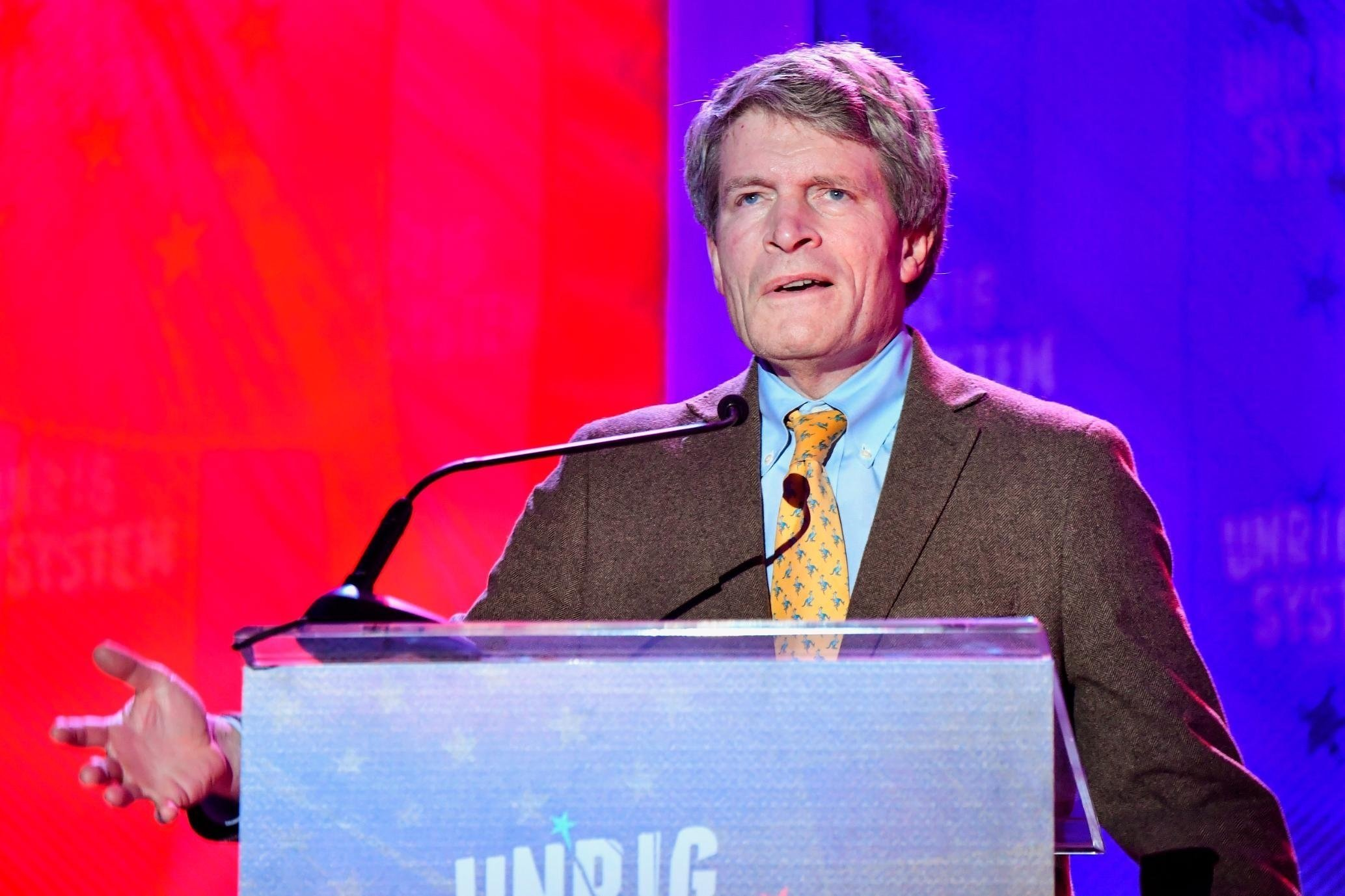 Richard Painter, a former White House ethics lawyer for President George W. Bush who has emerged as a prominent critic of President Donald Trump, announced that he is considering a run for Senate.