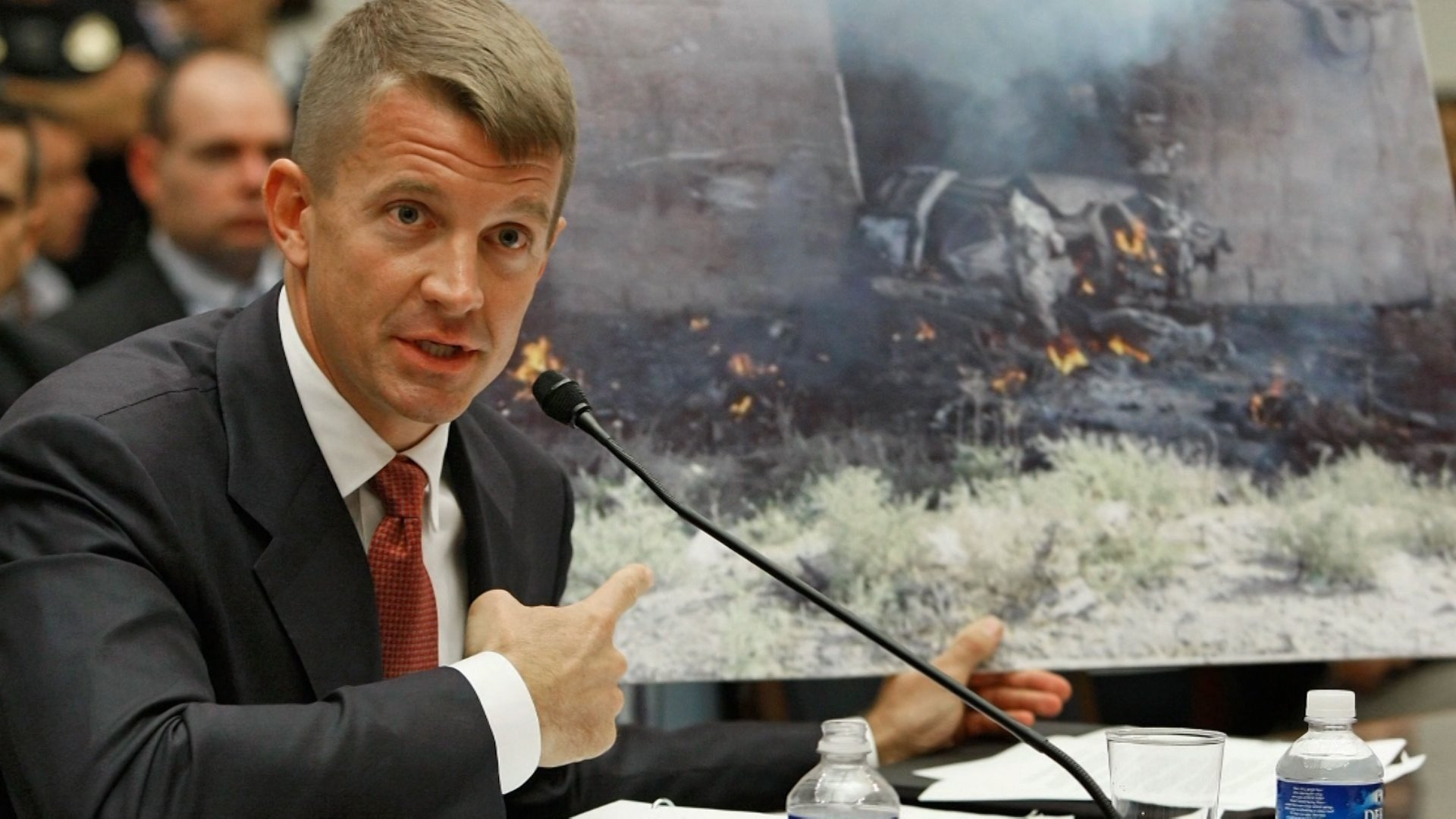 Blackwater founder Erik Prince will host a fundraiser this month for Russia-friendly Republican Rep. Dana Rohrabacher, as Prince faces new questions over a 2017 meeting currently being investigated by special counsel Robert Mueller.