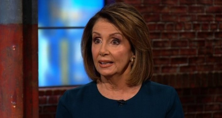 House Minority Leader Nancy Pelosi said Thursday that Democrats are more concerned with President Donald Trump's policies than issues surrounding a potential payoff regarding an alleged relationship with adult film actress Stormy Daniels.