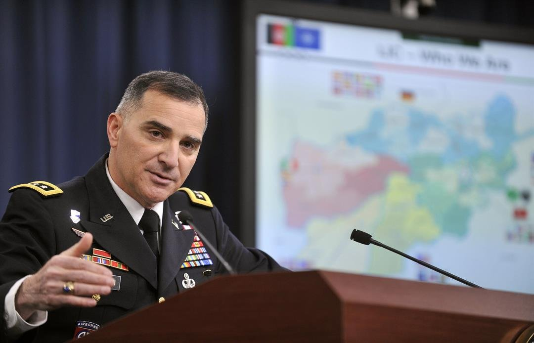 Efforts to combat Russian meddling aren't going well, says U.S. general