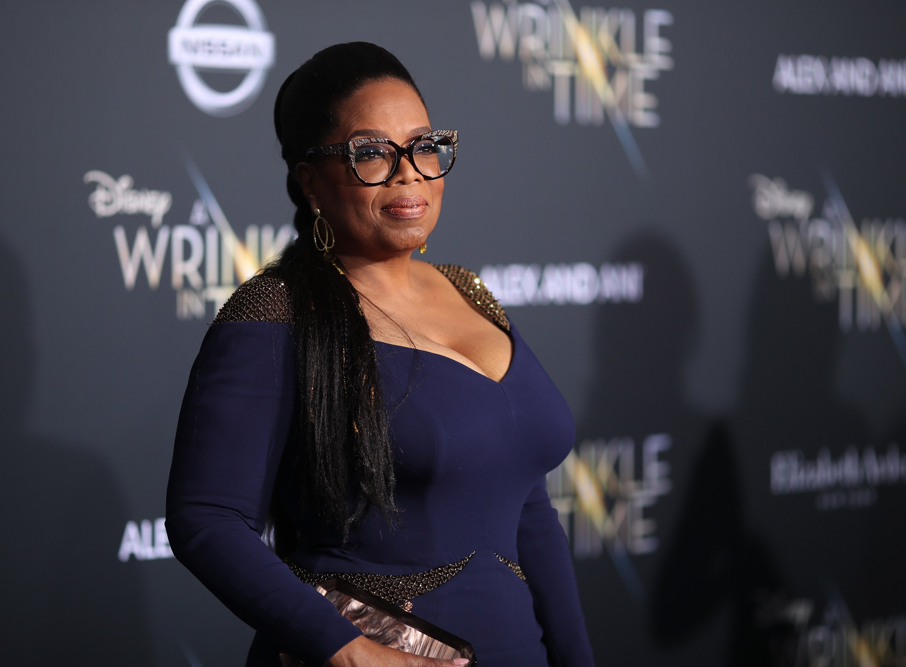 Oprah Winfrey discussed some of her past interactions with disgraced producer Harvey Weinstein in a wide ranging interview with Gwyneth Paltrow published Thursday.