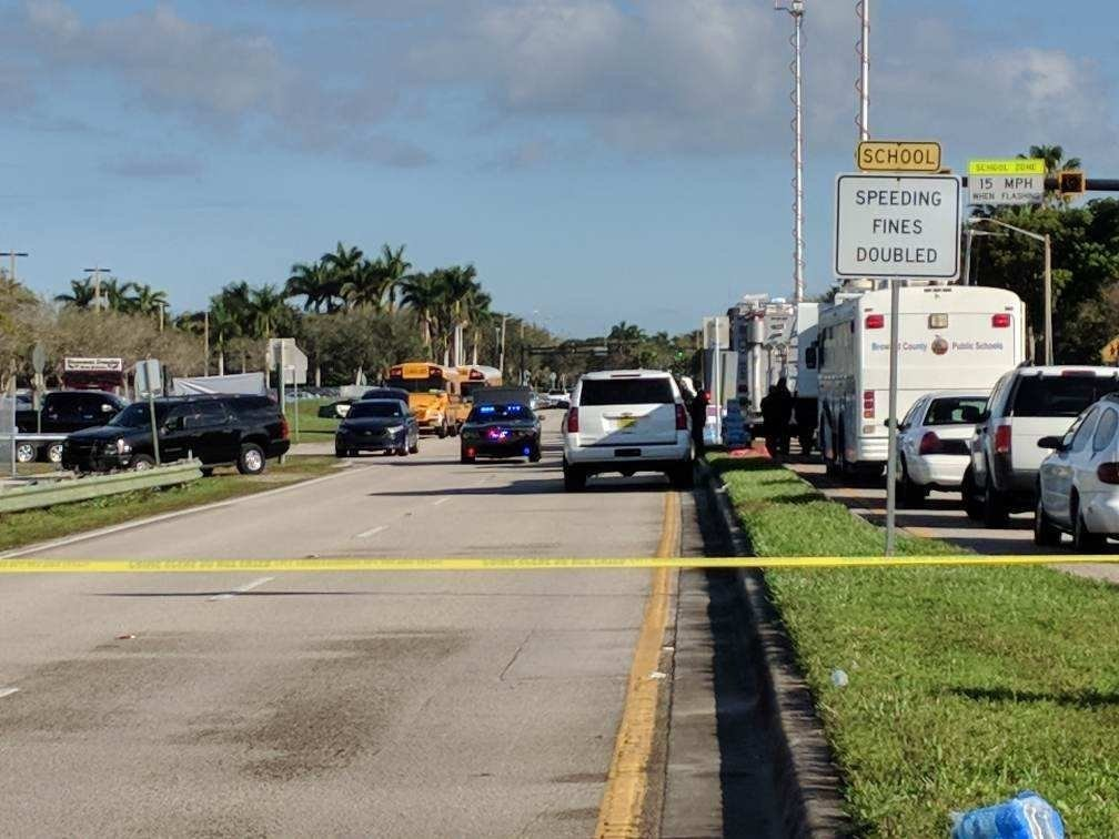 When shooting erupted at Marjory Stoneman Douglas High School, the first thing some students did was contact their parents. Those parents' voices could be heard on the line in 911 calls released Thursday.