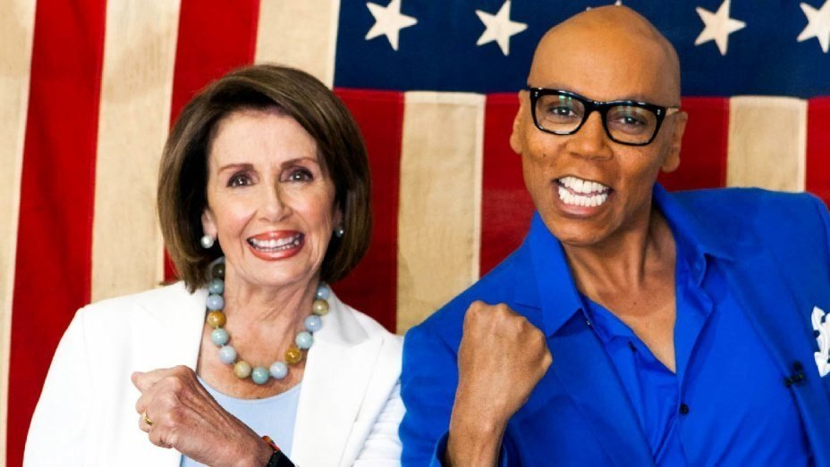 "House Minority Leader Nancy Pelosi came to ""werk"" in her appearance on ""RuPaul's Drag Race All Stars."""