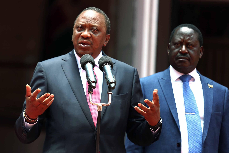 UN Secretary, Rex Tillerson, praises Kenyatta's 'positive steps'