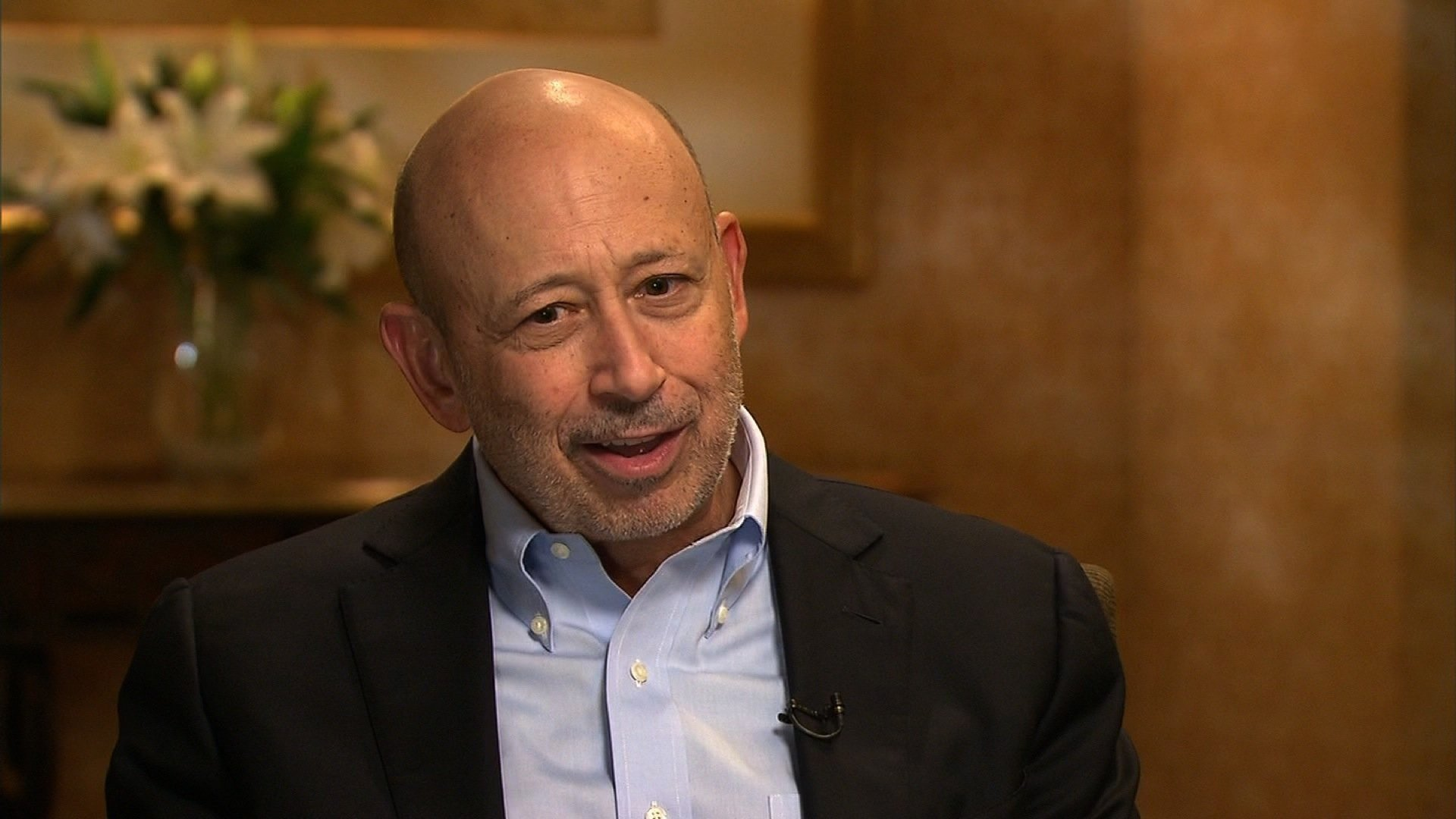 Goldman Sachs CEO Lloyd Blankfein to Retire by 2019