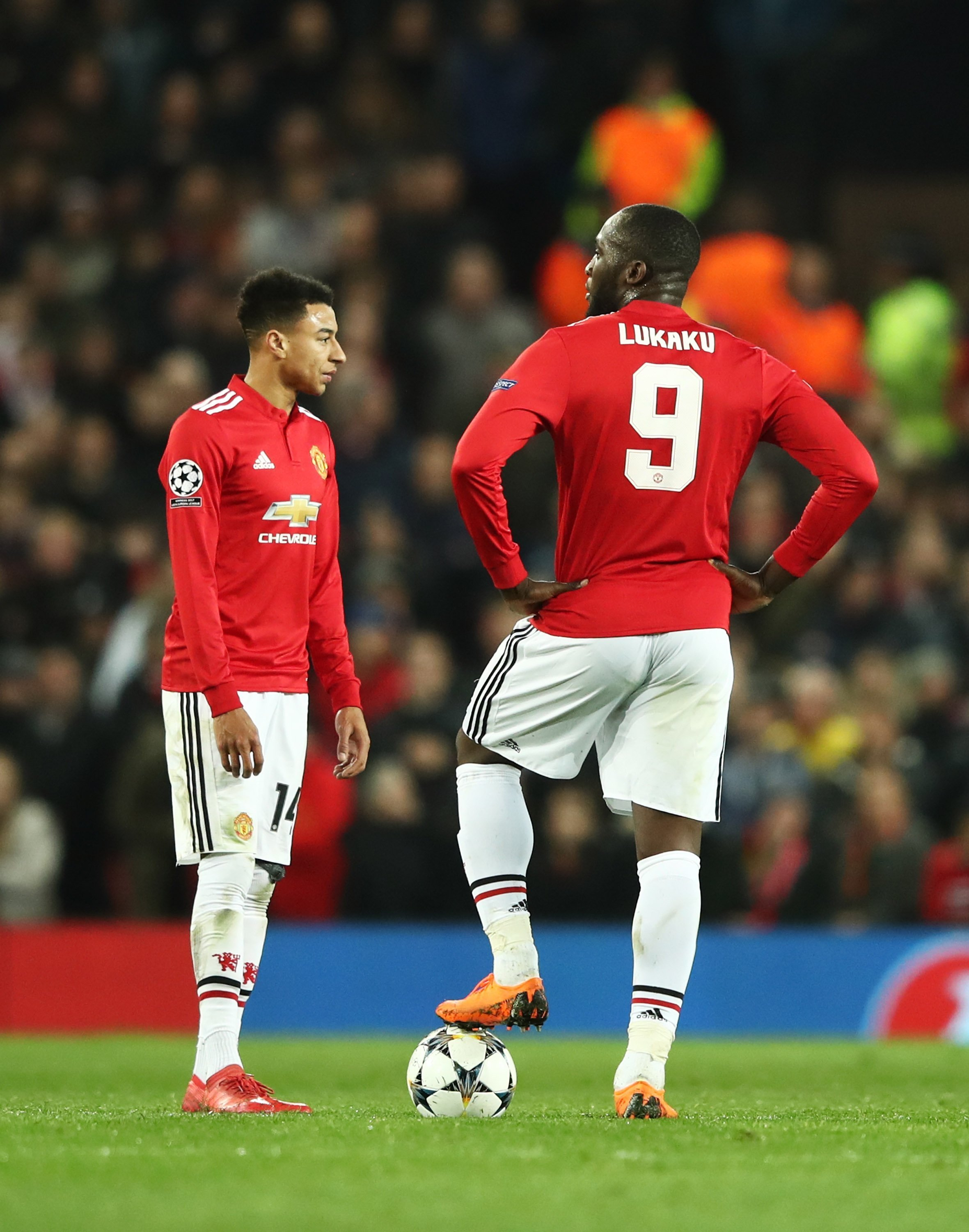 Even though United are England's most successful team -- in major trophies won -- and own a trio of Champions League titles, manager Jose Mourinho baffled reporters by attempting to play down the defeat while talking up his own past achievements.